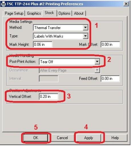 Cara Setting Label Barcode Agar Hasil Cetak Di Tengah